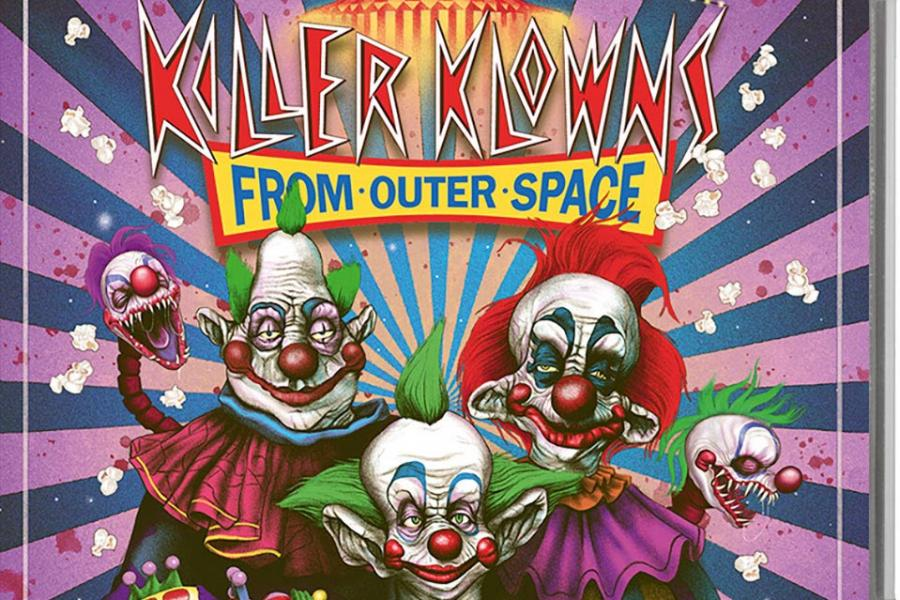 R3store grades and restores Killer Klowns for Arrow Video