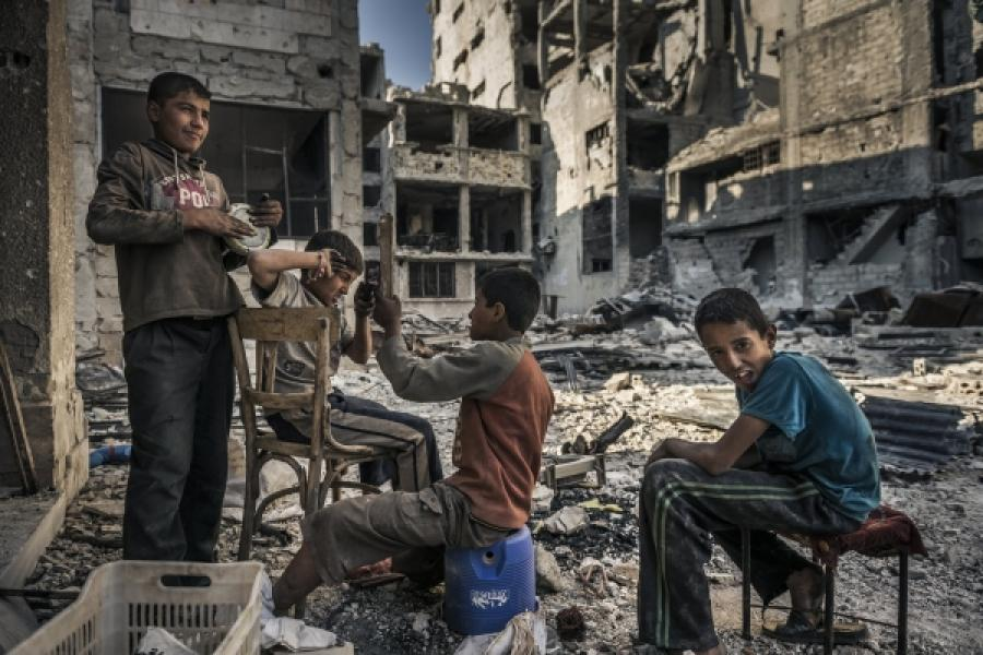 Syria: A Conflict Explored - Imperial War Museum