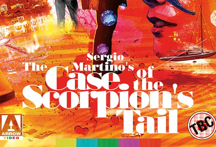 The Case of the Scorpion's Tail (1971) - Arrow Video video thumb