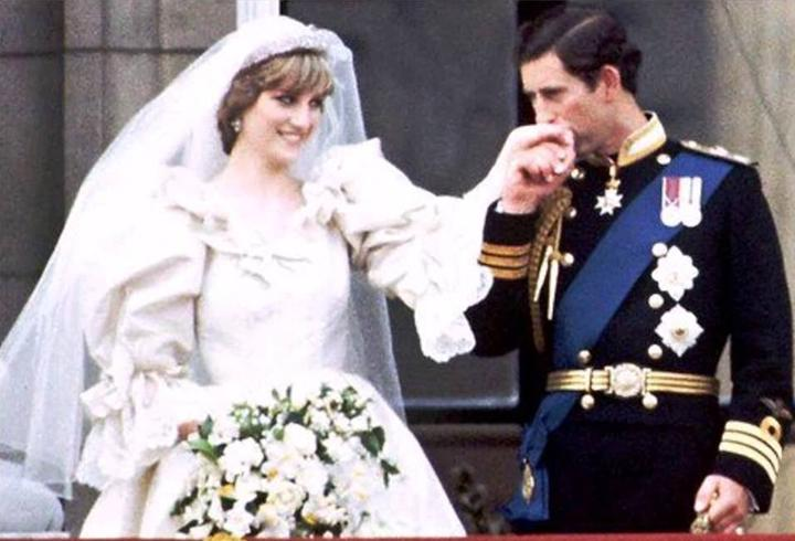 Prince Charles & Lady Diana in 4K video thumb