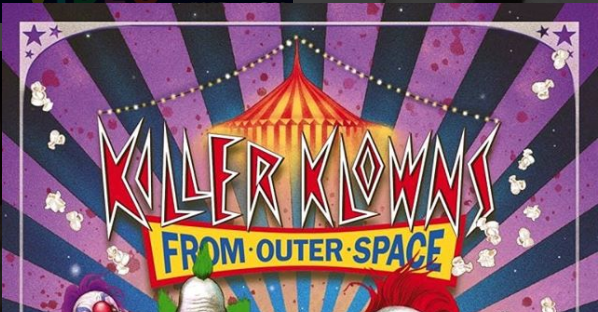 Killer Klowns from Outer Space - Arrow Video video thumb