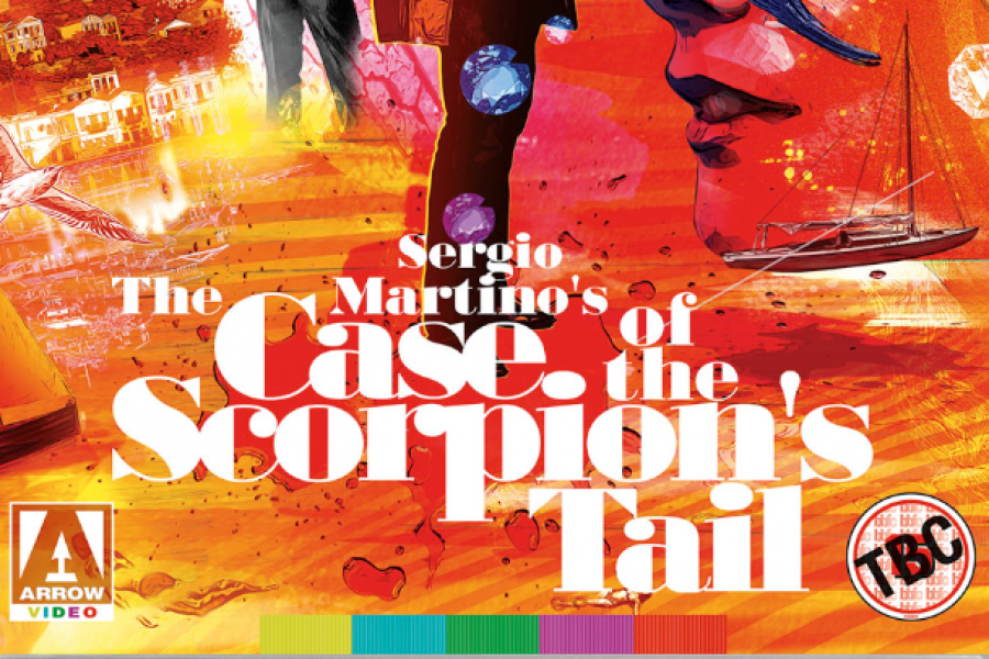 'The Case of the Scorpion's Tail' graded and restored for Arrow Video