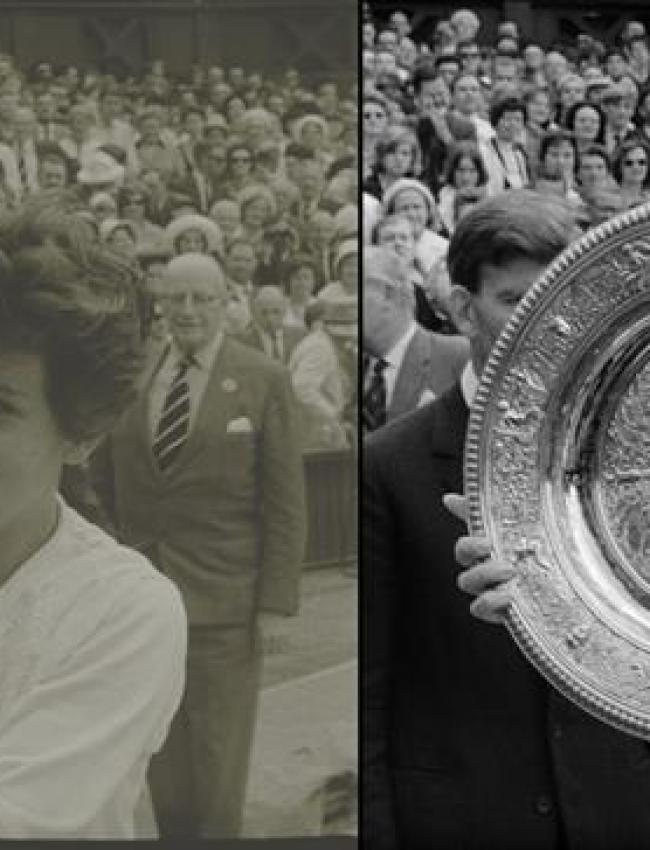Broadcast TECH - 30 hours of 'lost' Wimbledon footage restored